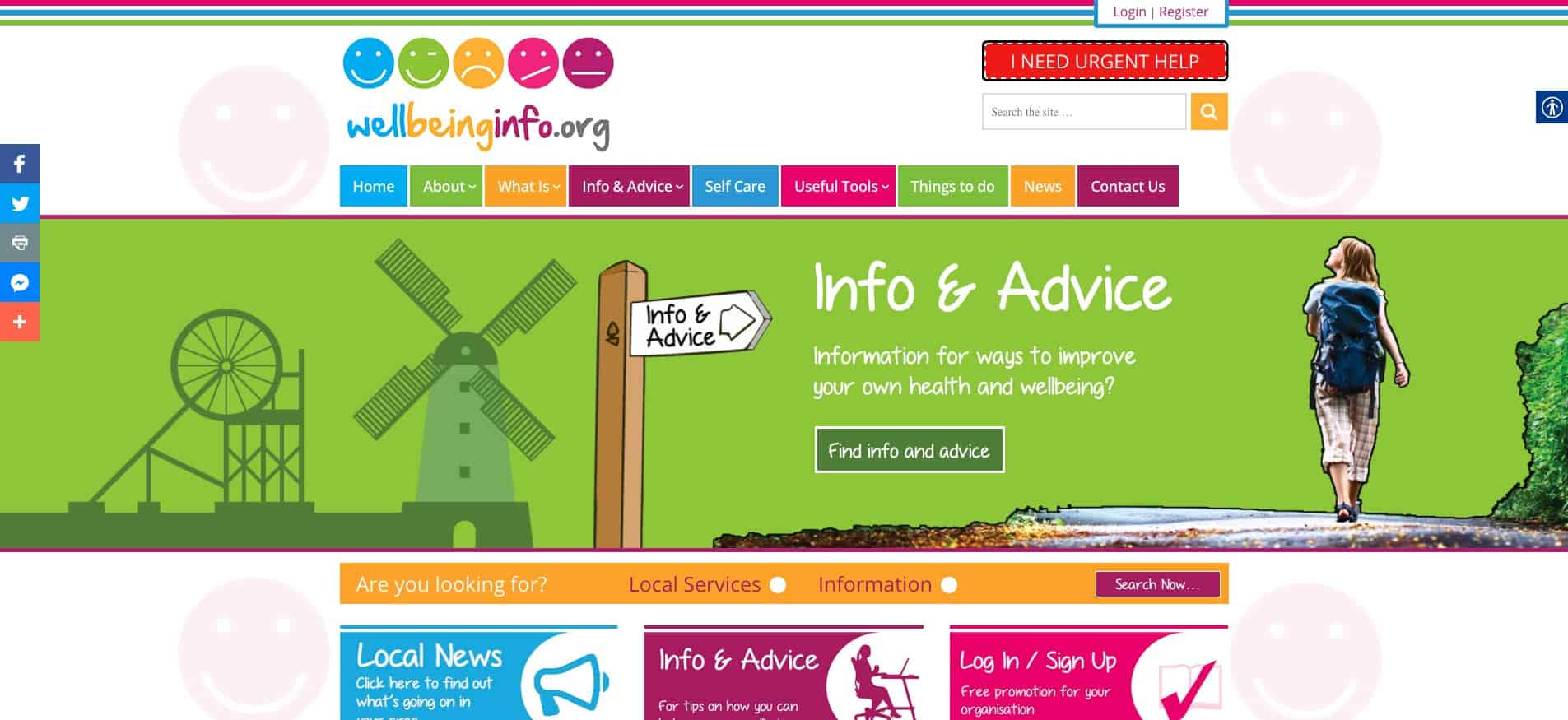 Wellbeinginfo.org