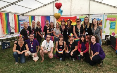 Gateshead Sexual Health Showcasing with Pride